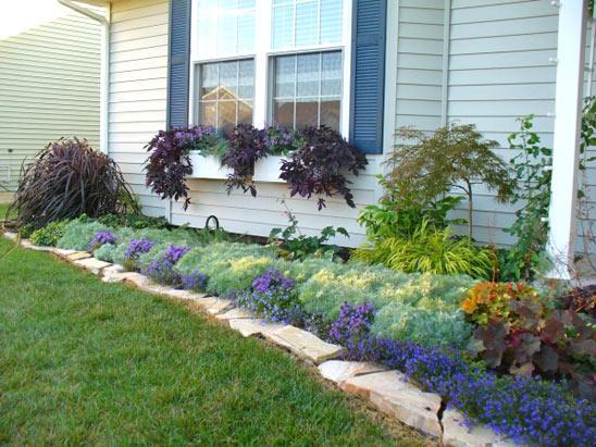 Красивые сады своими руками видео
