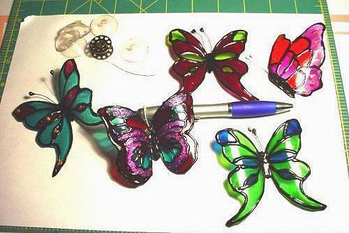 Поделки своими руками бабочка от а до я