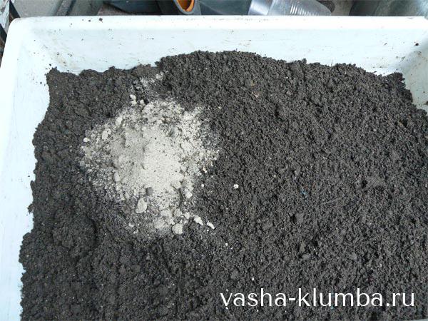 Подготовка легкого грунта для комнатных цветов